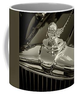 Stutz Hood Ornament Coffee Mug