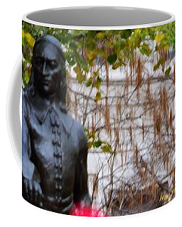 Stuyvesant Square Park Nyc  Coffee Mug