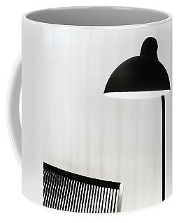 Stylish Black Lamp Coffee Mug