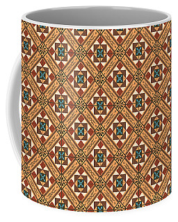 Stylish Moroccan Mosaic Coffee Mug