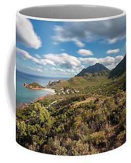 Su Sirboni Beach Coffee Mug