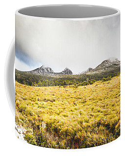 Sub Alpine Range Coffee Mug
