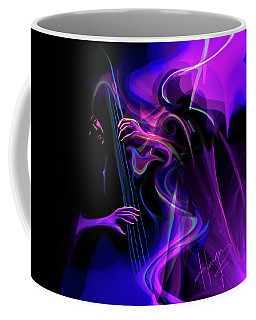 Sub Space Thunder, The Man With 6 Fingers Coffee Mug