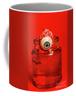 Subject Of Escape Coffee Mug