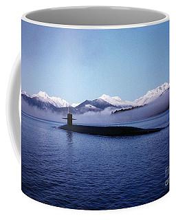 Submarine-us-navy-uss-kentucky Coffee Mug