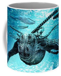 Submarine Coffee Mug