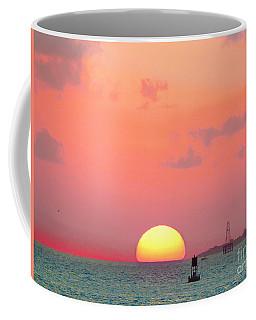 Submerge  Coffee Mug by Expressionistart studio Priscilla Batzell