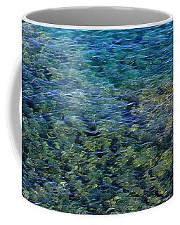 Submerged Rocks At Lake Superior Coffee Mug