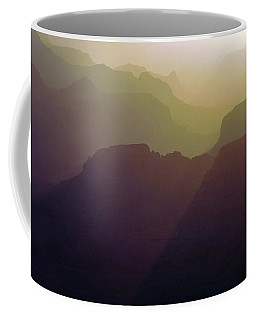 Subtle Silhouettes Coffee Mug