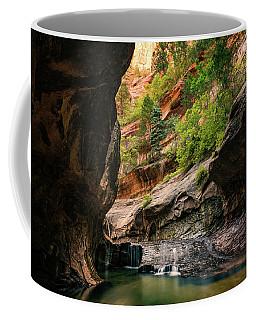 Subway Canyon Coffee Mug