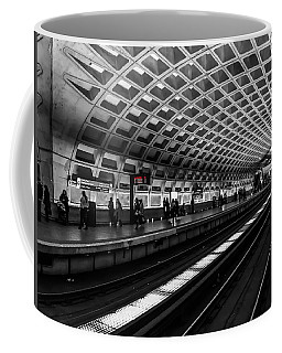 Subway Station Coffee Mug