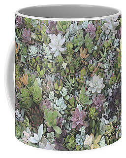 Succulent 8 Coffee Mug