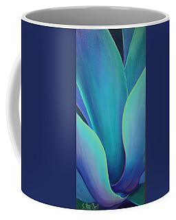 Succulent Embrace Coffee Mug by Sandi Whetzel
