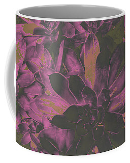 Succulents #3 Coffee Mug