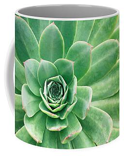 Succulents II Coffee Mug