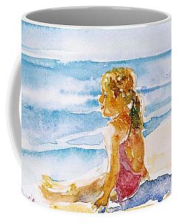 Such A Perfect Day  Coffee Mug by Trudi Doyle