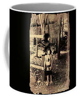 Sucua Kids 895 Coffee Mug by Al Bourassa