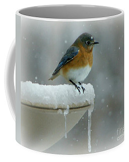 Suddenly Winter Coffee Mug