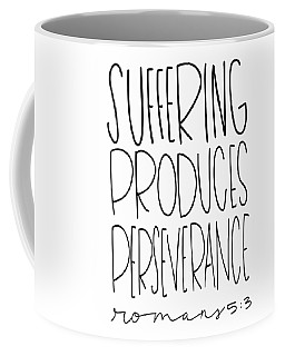 Suffering Coffee Mug