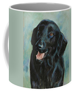 Coffee Mug featuring the pastel Sugar by Billie Colson