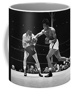 Sugar Ray Robinson Coffee Mug