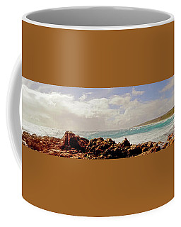 Sugarloaf Rock Panorama I Coffee Mug