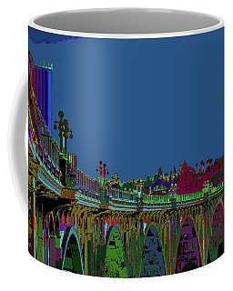 Suicide Bridge 2017 Let Us Hope To Find Hope Coffee Mug