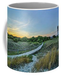 Sullivan's Island Evening Coffee Mug