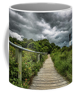 Sullivan's Island Summer Storm Clouds Coffee Mug