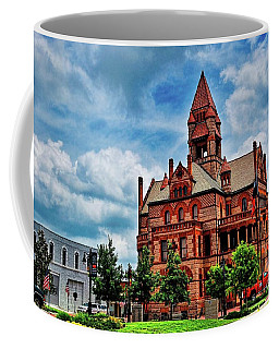 Sulphur Springs Courthouse Coffee Mug