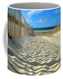 Sultry September Beach Coffee Mug