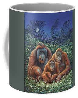 Sumatra Orangutans Coffee Mug