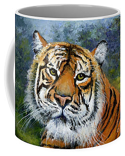 Sumatran Tiger Coffee Mug
