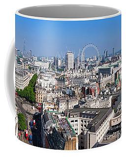 Sumer Panorama Of London Coffee Mug