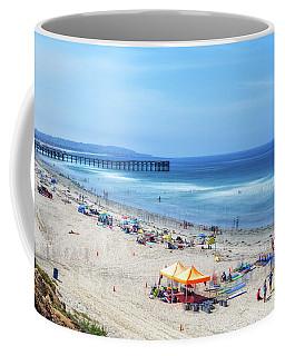 Summer Afternoon Coffee Mug by Joseph S Giacalone