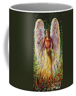 Summer Angel Coffee Mug