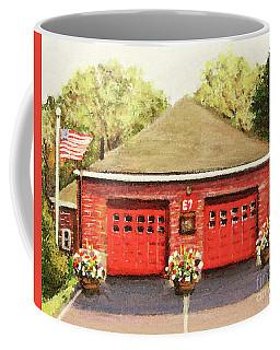 Summer At E7 Fire Station Coffee Mug