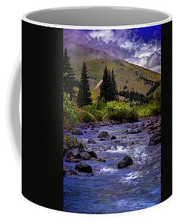 Summer At The Animas River Coffee Mug