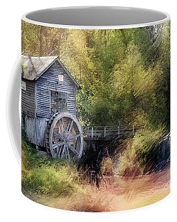 Summer At The Mill Coffee Mug