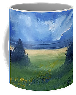 Summer Bay Coffee Mug