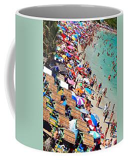 Summer Beach Coffee Mug by Beto Machado