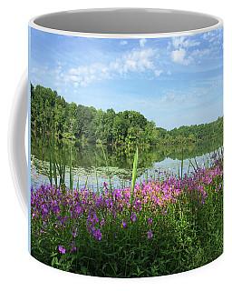 Summer Beauty Coffee Mug