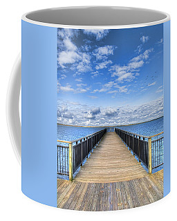 Summer Bliss Coffee Mug by Tammy Wetzel
