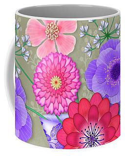 Summer Bouquet Coffee Mug