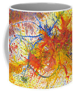 Summer Branches Alfame With Flower Acrylic/water Coffee Mug