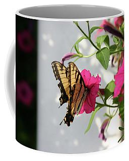 Summer Butterfly Coffee Mug