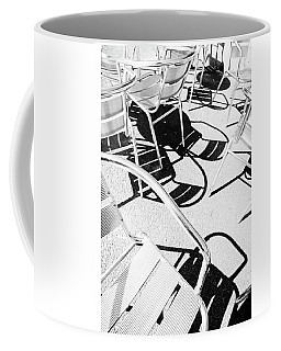 Summer Chair Pattern Coffee Mug