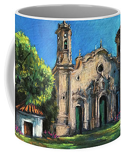 Summer Church Coffee Mug