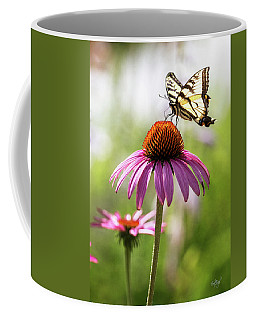 Coffee Mug featuring the photograph Summer Colors by Everet Regal