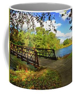 Summer Crossing Coffee Mug